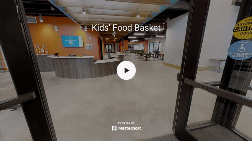 HQ virtual tour by Matterport